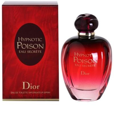 Dior Poison Hypnotic Poison Eau Secrete (2013) toaletná voda pre ženy