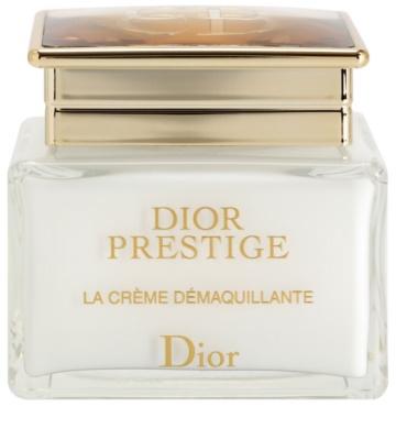 Dior Prestige creme desmaquilhante para rosto e olhos