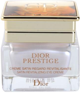 Dior Prestige revitalisierende Augencreme