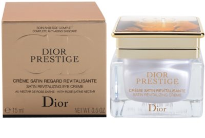 Dior Prestige rewitalizujący krem pod oczy 1