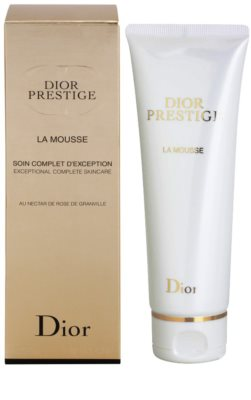 Dior Prestige делікатна очищуюча пінка 1