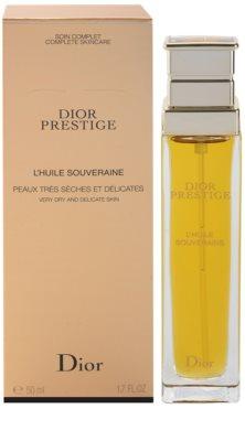 Dior Prestige олио - серум за много суха и чувствителна кожа 2
