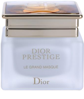 Dior Prestige oxigenizáló maszk az érzékeny arcbőrre