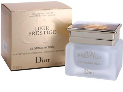 Dior Prestige máscara oxidante para pele sensível 2