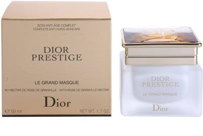 Dior Prestige oxigenizáló maszk az érzékeny arcbőrre 3