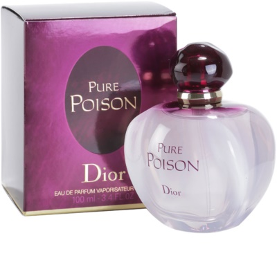 dior poison pure poison 2004 eau de parfum f r damen 100 ml. Black Bedroom Furniture Sets. Home Design Ideas