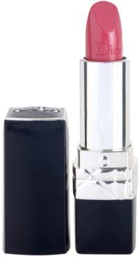 Dior Rouge Dior barra de labios nutritiva de lujo 1