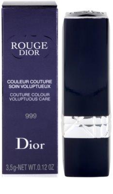Dior Rouge Dior luxusní pečující rtěnka 3