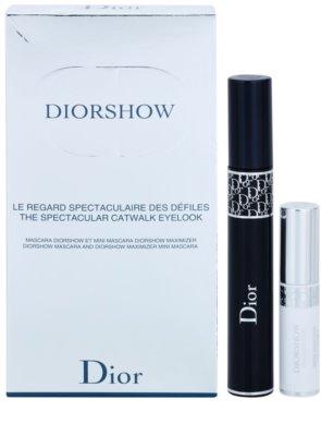 Dior Diorshow Mascara lote cosmético II.
