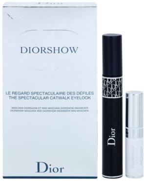 Dior Diorshow Mascara set cosmetice II.