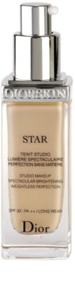 Dior Diorskin Star auffrischendes Make-up SPF 30 1