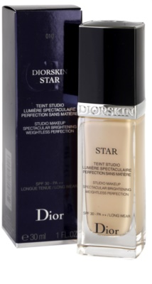 Dior Diorskin Star auffrischendes Make-up SPF 30 2