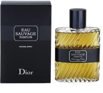Dior Eau Sauvage Parfum (2012) Eau de Parfum para homens