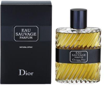 Dior Eau Sauvage Parfum (2012) Eau De Parfum pentru barbati