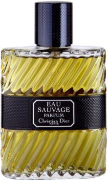 Dior Eau Sauvage Parfum (2012) eau de parfum teszter férfiaknak