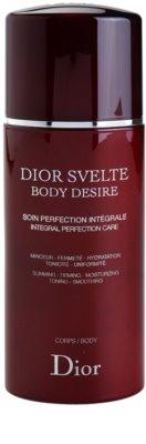 Dior Svelte zoštíhľujúce telové mlieko