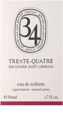 Diptyque 34 Boulevard Saint Germain тоалетна вода унисекс 5