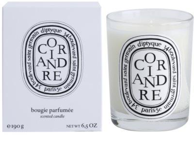 Diptyque Coriander dišeča sveča