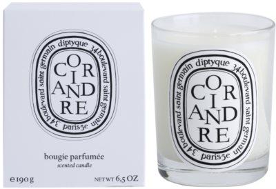 Diptyque Coriander vela perfumado