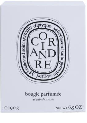 Diptyque Coriander illatos gyertya 3