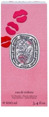 Diptyque Eau Rose Eau de Toilette für Damen 5