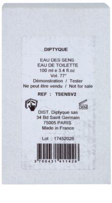 Diptyque Eau des Sens eau de toilette teszter unisex 2