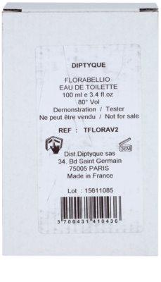 Diptyque Florabellio туалетна вода тестер для жінок 2