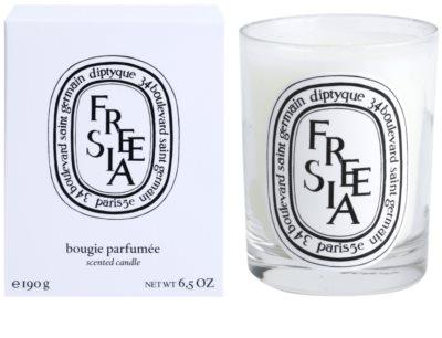 Diptyque Freesia świeczka zapachowa