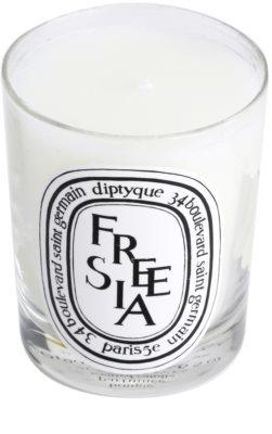 Diptyque Freesia dišeča sveča 2