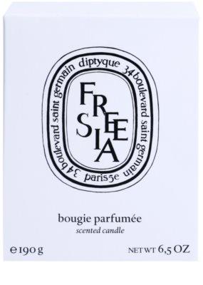 Diptyque Freesia świeczka zapachowa 3