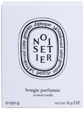 Diptyque Noisetier Scented Candle 3