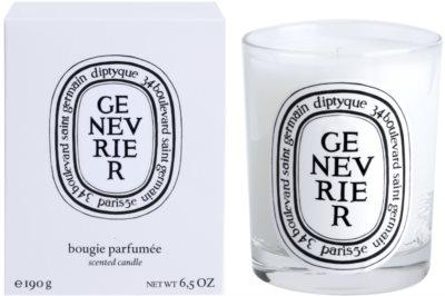 Diptyque Genevrier vela perfumado