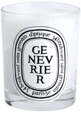 Diptyque Genevrier Scented Candle 1