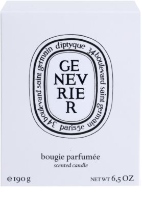 Diptyque Genevrier Scented Candle 3