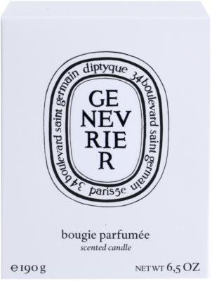 Diptyque Genevrier świeczka zapachowa 3