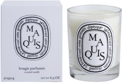 Diptyque Maquis dišeča sveča
