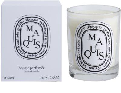 Diptyque Maquis lumanari parfumate