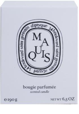 Diptyque Maquis vonná svíčka 3