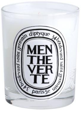 Diptyque Menthe Verte dišeča sveča 1