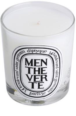 Diptyque Menthe Verte dišeča sveča 2