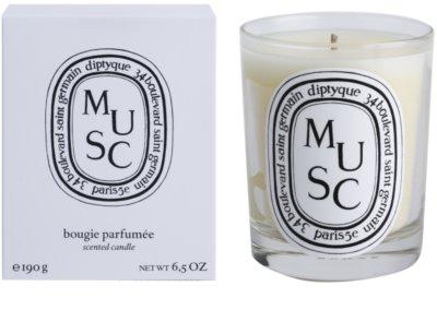 Diptyque Musc lumanari parfumate
