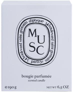 Diptyque Musc lumanari parfumate 3