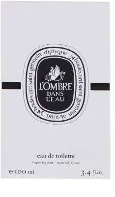 Diptyque L'Ombre Dans L'Eau Eau de Toilette für Damen 4