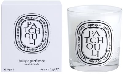 Diptyque Patchouli vonná svíčka