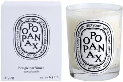 Diptyque Opopanax illatos gyertya
