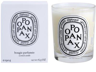 Diptyque Opopanax vela perfumado