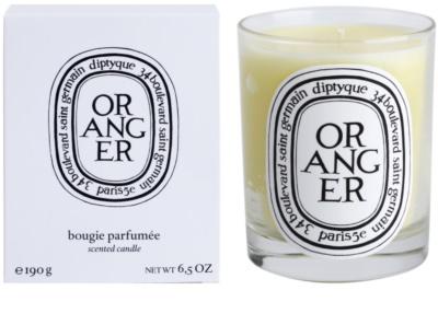 Diptyque Oranger vela perfumado