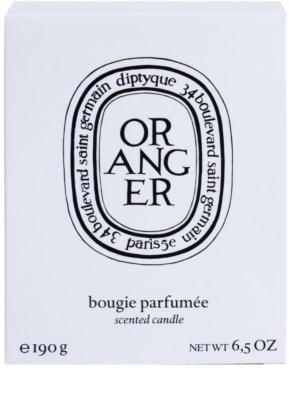 Diptyque Oranger vela perfumado 3
