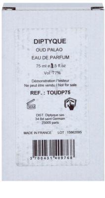 Diptyque Oud Palao parfémovaná voda tester unisex 2