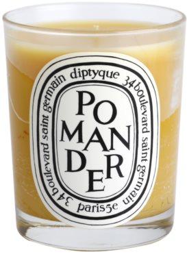 Diptyque Pomander vela perfumada 1
